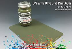 U.S. Army Olive Drab Paint 60ml