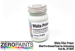 Airbrushing White Primer/Micro Filler 60ml