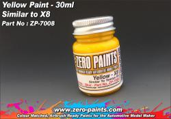 Yellow Paint 30ml - Similar to Tamiya X8