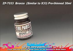 Bronze Paint 30ml - Similar to Tamiya X33