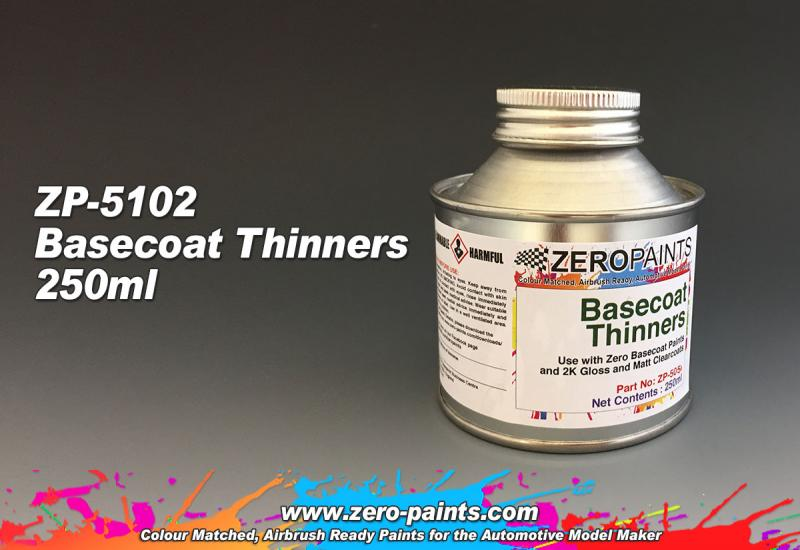 Basecoat Thinners 250ml