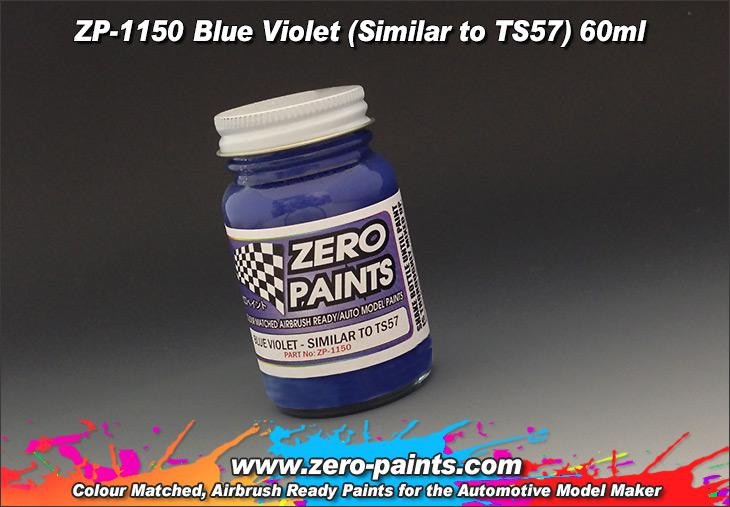 Blue Violet Paint (Similar to TS57) 60ml
