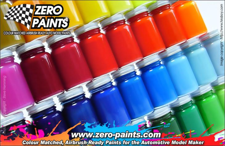 Custom Paint Mixing Service 60ml