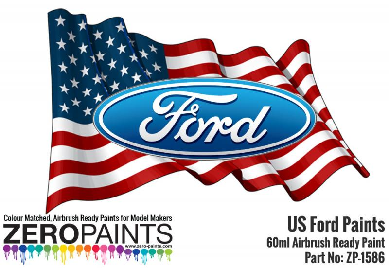 Ford USA Paints 60ml