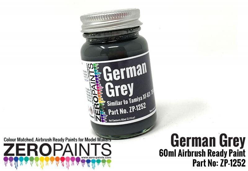German Grey Paint (Similar to XF63) 60ml