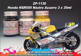 Honda NSR500 Nastro Azzurro Paint Set 3x30ml