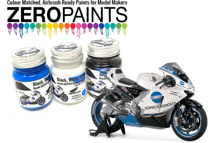 Honda RC211V Konica Paints 3x30ml