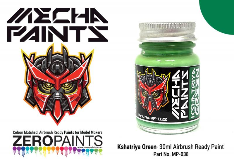 Kshatriya Green  30ml - Mecha Paint
