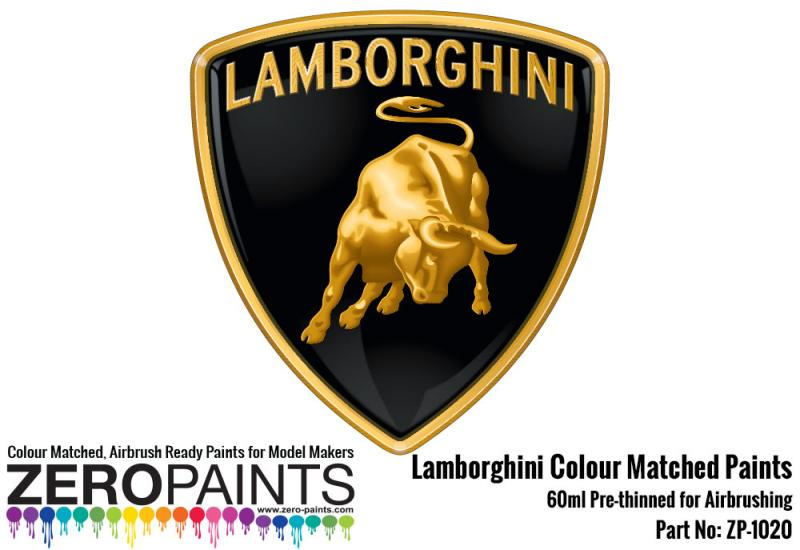 Lamborghini Paint 60ml
