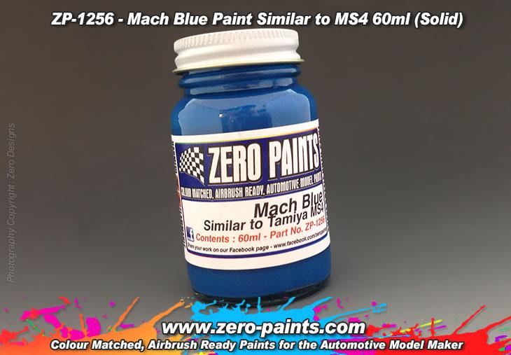 Mach Blue Paint (Similar to Tamiya MS4) 60ml