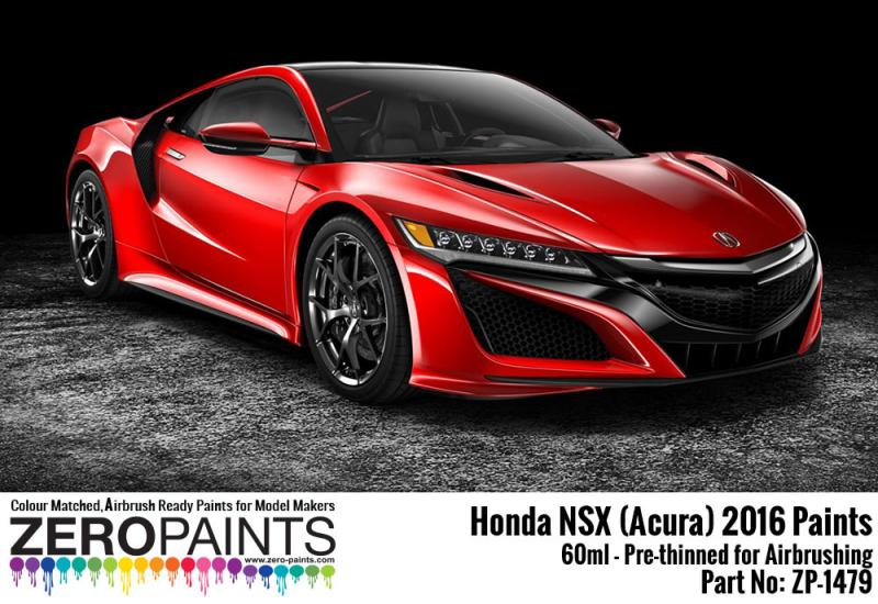 Honda NSX (Acura) 2016 Paints 60ml