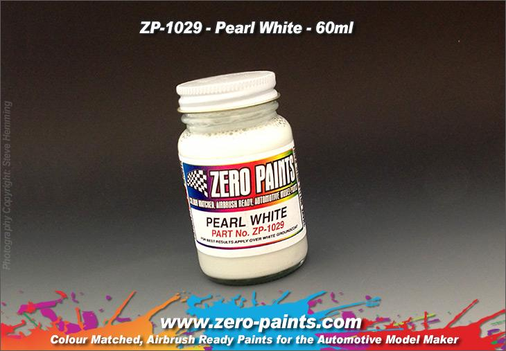 Pearl White Paint - 60ml