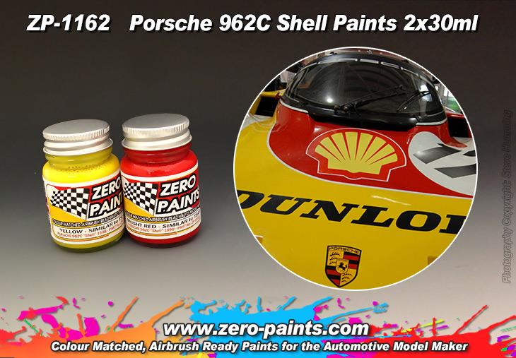 Porsche 962C Shell Paint Set 2x30ml
