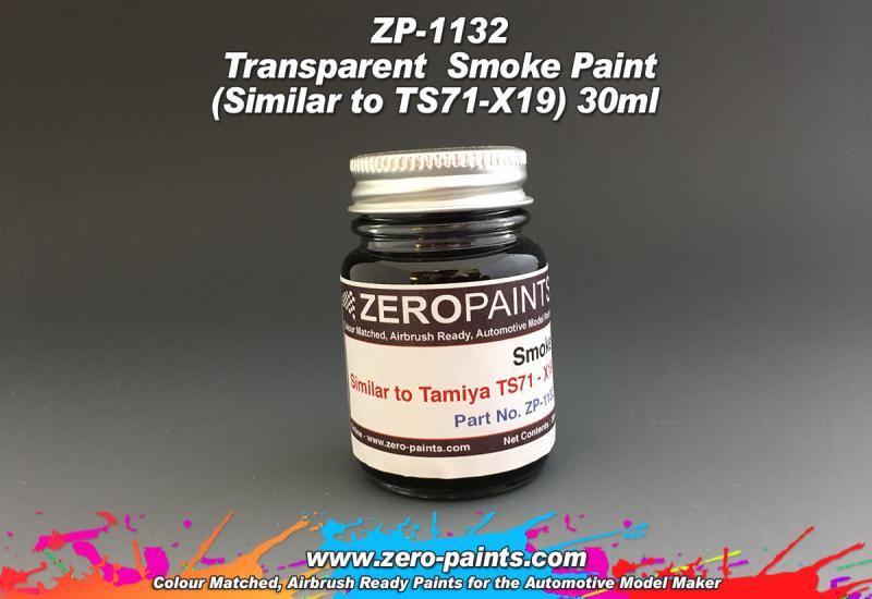 Transparent Smoke Paint (Similar to TS71-X19) 30ml