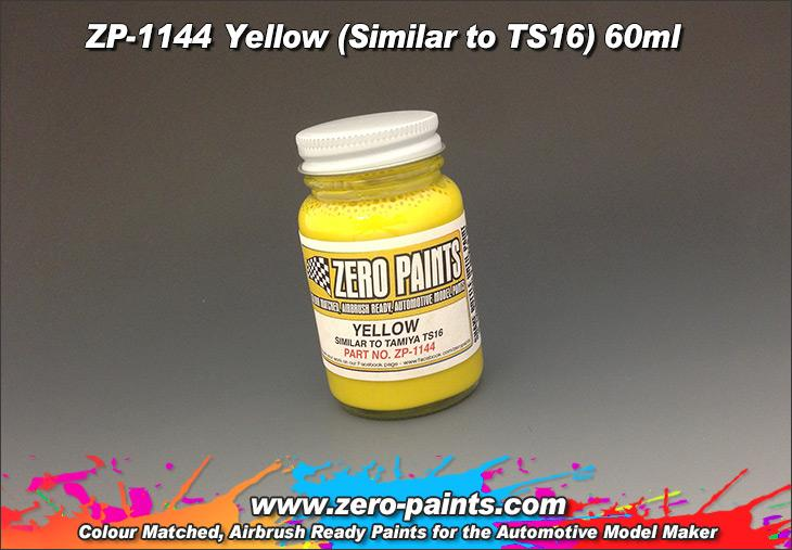 Yellow Paint (Similar to TS16) 60ml