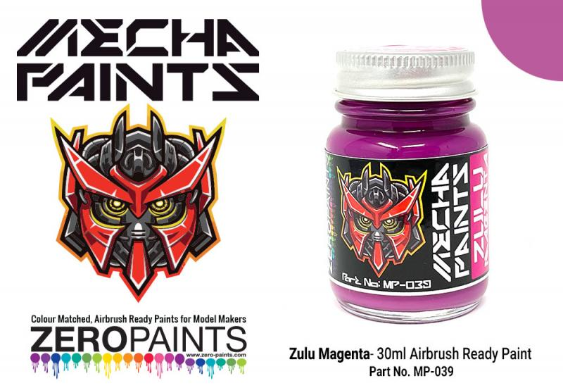 Zulu Magenta  30ml - Mecha Paint