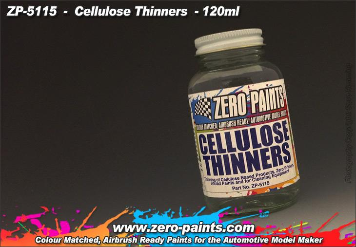 Cellulose Thinners 120ml