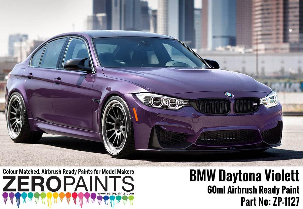 Bmw Daytona Violett Paint 60ml Zp 1127 Zero Paints