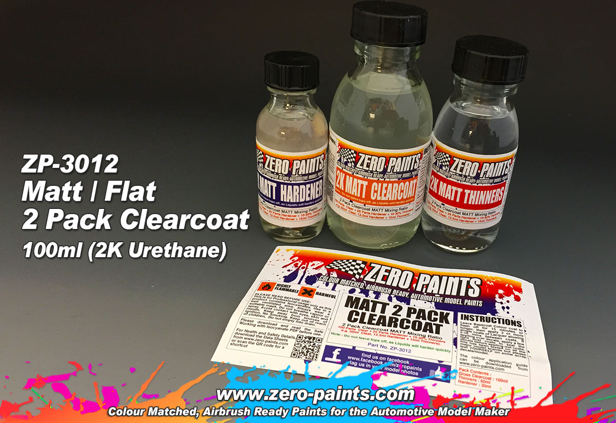 basecoat clearcoat paint instructions
