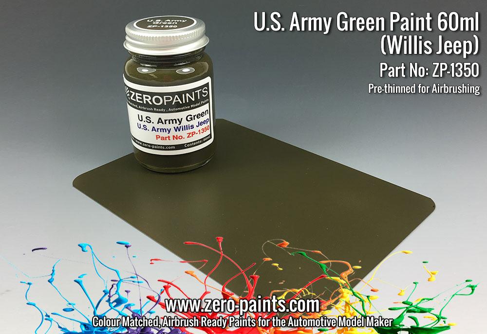 Airbrush Paint Ready To Spray